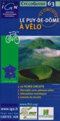 Puy-de-Dome Petit Format Cycloguide