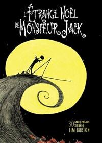 Tim Burton, Les cartes postales de Monsieur Jack