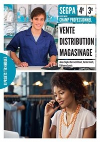 Vente, distribution, magasinage