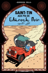 Les aventures de Saint-Tin et son ami Lou, Tome 21 : Saint-Tin aux pis de l'auroch noir