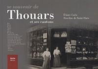 Se souvenir de Thouars et de son canton