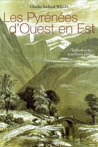 Les Pyrénées d'Ouest en Est