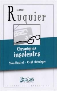 Chroniques insolentes
