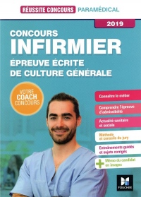 Réussite Concours - IFSI Epreuve écrite de culture générale - 2019 - Préparation épreuve complète