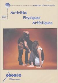 Activités Physiques Artistiques : CD-ROM
