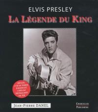 La Légende du King : Elvis Presley (1DVD + 1 CD audio)