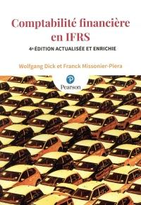 Comptabilité financière en IFRS 4e édition actualisée et enrichie