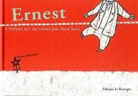 Ernest, l'enfant qui ne volait pas bien haut