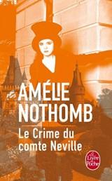 Le Crime du Comte Neville [Poche]
