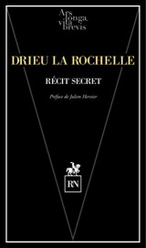 Récit secret