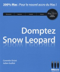 Domptez Snow Leopard