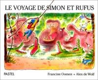 Le voyage de Simon et Rufus