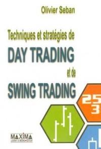 Techniques et stratégies de day trading et swing trading