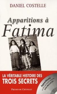 Apparitions à Fatima (1DVD)