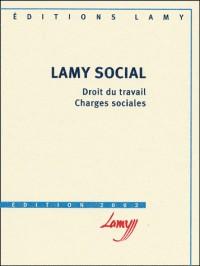 Lamy social : Gestion du personnel, modèles de contrats, lettres et accords
