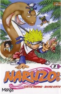 Naruzozo, Tome 3 : Jungle Fever