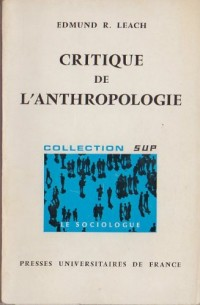 Critique de l'anthropologie