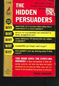 The Hidden Persuaders (Cardinal edition, C-288, 8)