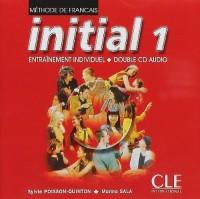 Initial 1 - CD audio individuel