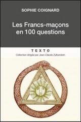 Les francs maçons en 100 questions [Poche]