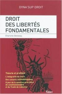 Droits des libertés fondamentales