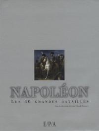 Napoléon : Les 40 grandes batailles