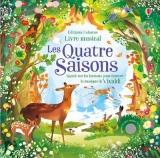 Les Quatre Saisons - Livre musical