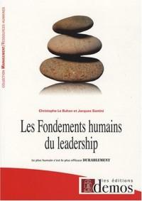 Les fondements humains du leadership
