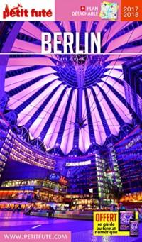 Petit Futé Berlin (1Plan détachable)