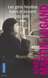Les gens heureux lisent et boivent du café [Poche]