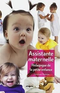 Assistante maternelle: Pédagogue de la petite enfance