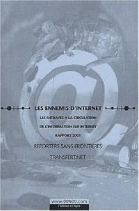 Les ennemis d'internet