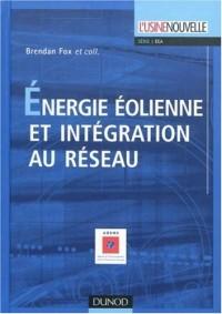 Energie éolienne et intégration au réseau