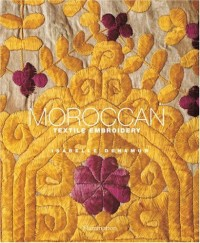 Moroccan: Textile Embroidery