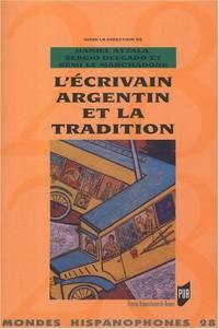 L'écrivain argentin et la tradition