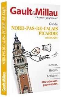Guide Nord-Pas-de-Calais, Picardie 2015