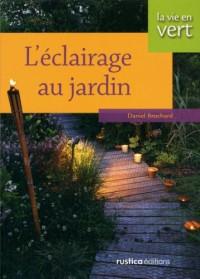 L'éclairage au jardin