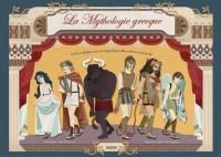 La Mythologie Grecque (Coll. Papiers Decoupes)