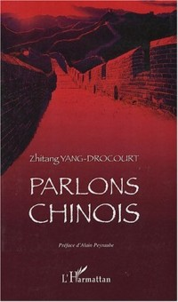 Parlons chinois