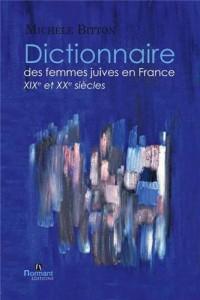 Dictionnaire des femmes juives en France