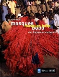 Masques bobo : Vie, formes et couleurs