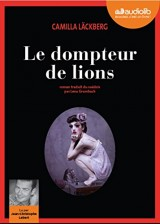 Le Dompteur de lions: LIVRE AUDIO 2CD MP3 [Livre audio]