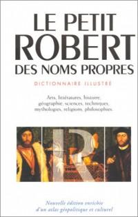 Le Petit Robert des noms propres 2003-2004 (un Atlas géopolitique et culturel inclus)