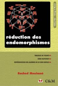 Réduction des endomorphismes : Tableaux de Young, Cône nilpotent, Représentations des algèbres de Lie semi-simples