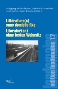 Littérature(s) sans domicile fixe / Literatur(en) ohne festen Wohnsitz