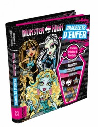 Monster High Coffrets Bracelets Bresiliens