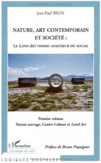 Nature, art contemporain et société