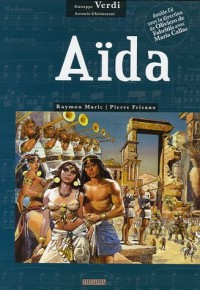 Aïda (2CD audio)
