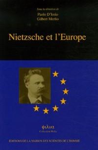 Nietzsche et l'Europe