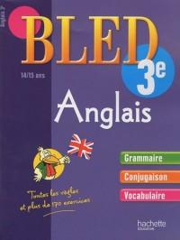 Anglais 3e : 14-15 ans